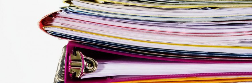 Stack of Documents --- Image by © Royalty-Free/Corbis